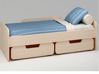 Кровать Легенда (с ящиками) - Мебельная фабрика «Династия»