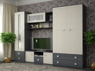 Стенка в гостиную Сигма - Мебельная фабрика «Первомайское»