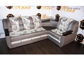 Диван-кровать угловой САЛЮТ - Мебельная фабрика «Лана», г. Невинномысск
