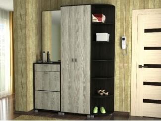Прихожая 3 с обувной системой - Мебельная фабрика «Феникс-мебель»