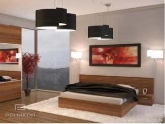 Спальня Китайский сад 189 - Мебельная фабрика «Роникон»