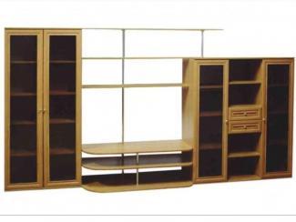 Гостиная стенка Ноктюрн-3 ЛДСП - Мебельная фабрика «Гамма-мебель»