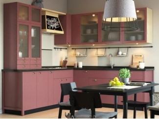 Красивый кухонный гарнитур Лофт - Изготовление мебели на заказ «Кухни ЧУ»