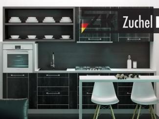 Кухонный гарнитур Шверин Грэй - Мебельная фабрика «Zuchel Kuche»