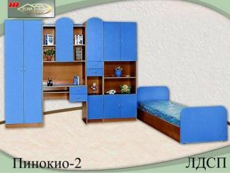 Детская Пинокио 2 (ЛДСП) - Мебельная фабрика «Элна»