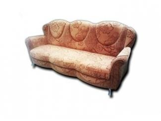 Прямой диван Дельта - Мебельная фабрика «МакаровЪ»