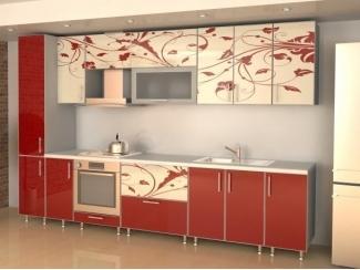 Кухня Альбина с рисунком