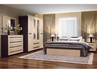 Спальный гарнитур Европа - Мебельная фабрика «Северин»