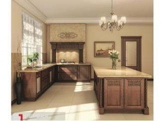 Классическая угловая кухня Венеция - Мебельная фабрика «Первая мебельная фабрика»