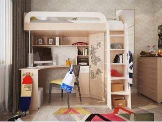 Детский комплекс Мультиплекс  - Мебельная фабрика «Мебельсон»