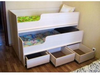 Детская кровать -матрешка - Мебельная фабрика «SEDAK-Мебель»