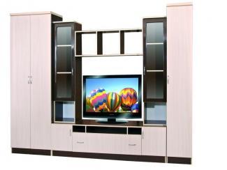 Гостиная стенка Розалия 11 - Мебельная фабрика «Гар-Мар»