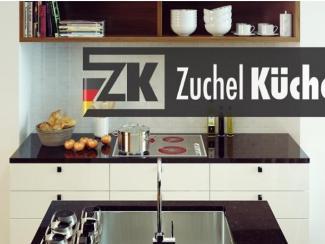 Кухонный гарнитур прямой Йена Сахар - Мебельная фабрика «Zuchel Kuche (Германия-Белоруссия)»