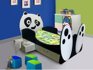 Детская кровать Панда - Мебельная фабрика «Solido-Mebel»