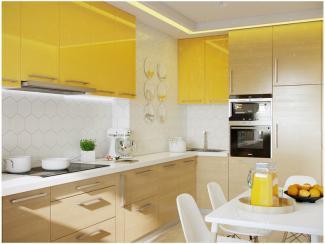 Кухня угловая МДФ Барбара - Мебельная фабрика «Вариант М»