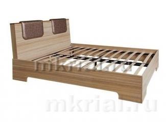 Двуспальная кровать Вирджиния 1400 - Мебельная фабрика «Риал»