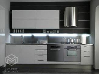 Кухонный гарнитур прямой Мальва 3 - Мебельная фабрика «Монолит»
