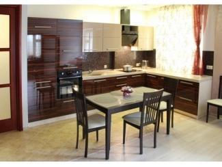 Семейная кухня Барселона - Мебельная фабрика «Статус»