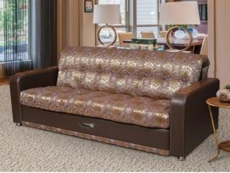 Простой диван 129  - Мебельная фабрика «Скорпион», г. Кузнецк