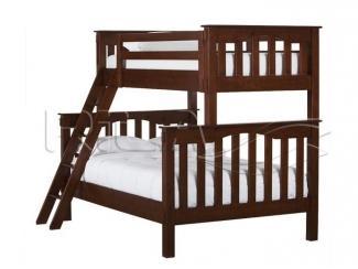 Кровать детская двухъярусная PIRAT 2  - Мебельная фабрика «Rila»