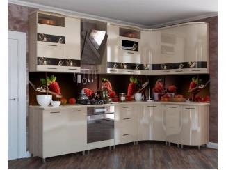 Кухня Новый стиль - Кофе - Мебельная фабрика «БелДревМебель»