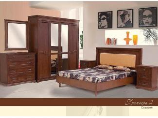 Спальня «Премьера2» - Мебельная фабрика «Бакаут»