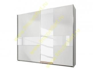Белый шкаф Палермо  - Мебельная фабрика «Комфорт»