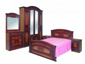 Спальня Карина 17 - Мебельная фабрика «Гар-Мар»
