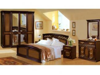 Спальня «Александрина 3.1» - Мебельная фабрика «Ружанская мебельная фабрика»