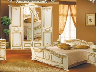 Спальня Азалия - Мебельная фабрика «Gavas-St», г. Ставрополь