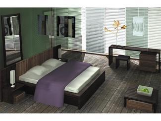 Спальный гарнитур Ровела - Мебельная фабрика «Дизайн-мебель»