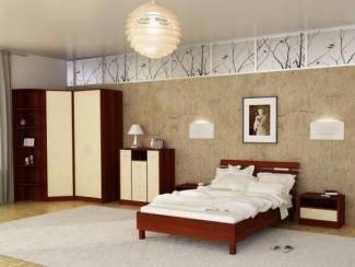 Спальный гарнитур Новелла - Мебельная фабрика «Антарес»