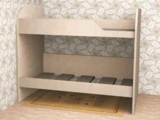 Кровать Двухъярусная 1 - Мебельная фабрика «Мебель Jazz»