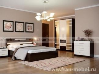 Спальня Юнона (Кесси) - Мебельная фабрика «Фран»