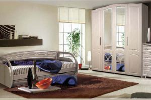 Спальня «Клеопатра» - Мебельная фабрика «КМК»