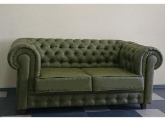 Диван прямой Честер - Мебельная фабрика «Палитра»