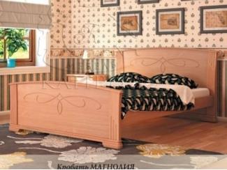Кровать Магнолия - Мебельная фабрика «Каприз»
