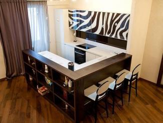 Кухонный гарнитур угловой Латте - Мебельная фабрика «Камеа»