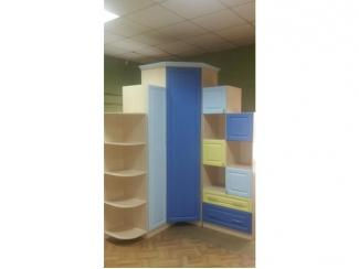 Угловой шкаф - Мебельная фабрика «Альянс»
