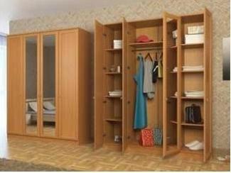 Шкаф распашной 0600-14 - Мебельная фабрика «Орион»