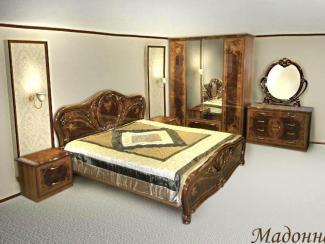 Спальня Мадонна - Мебельная фабрика «Бакаут»