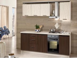 Небольшая кухня METRIO Д 2.2  - Мебельная фабрика «Центр мебели Интерлиния»