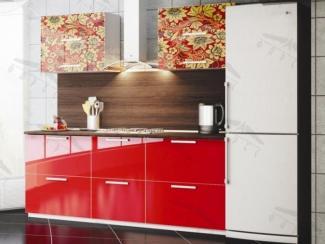 Кухонный гарнитур прямой Лайф1 - Мебельная фабрика «Фарес»