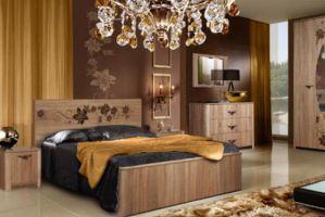 Спальня «Венеция» (набор КМК 0414) - Мебельная фабрика «Калинковичский мебельный комбинат»