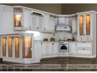 Кухня Габриэлла - Мебельная фабрика «Кухни Премьер»