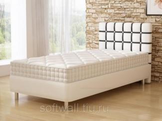 Кровать односпальная Беатрис BS - Мебельная фабрика «SoftWall», г. Омск
