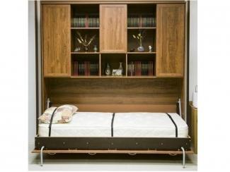 Односпальная кровать для кабинета - Мебельная фабрика «Новое измерение»