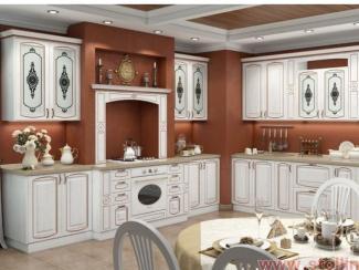 Кухня LUX МДФ - Мебельная фабрика «Столлайн»