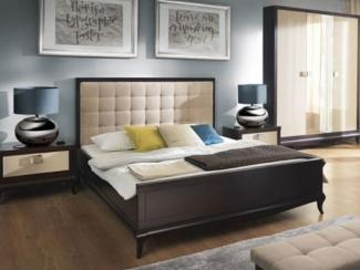 Спальня Лавиано 1 - Мебельная фабрика «Ангстрем (Хитлайн)»