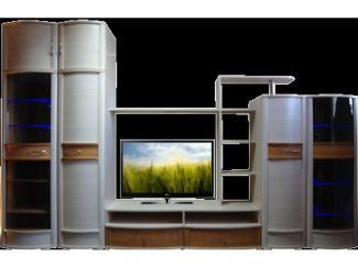 Гостиная стенка Соната 6 - Мебельная фабрика «Веста»